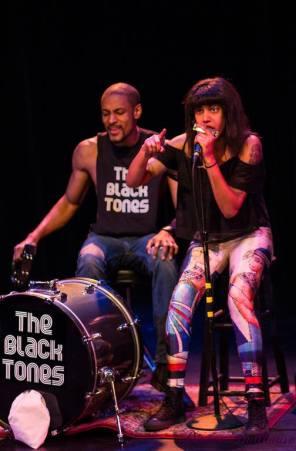 Eva and Credric Walker The Black Tones 2