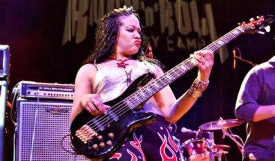 starr on bass