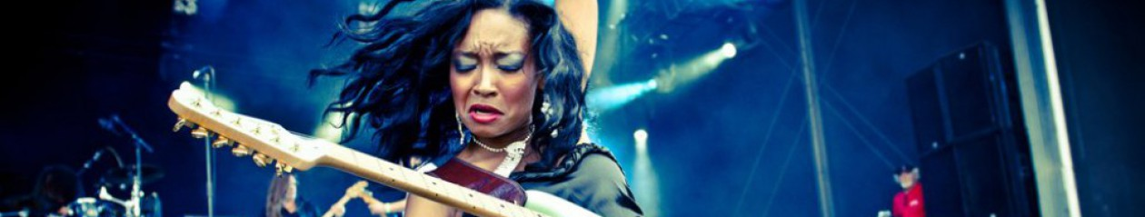 Nice & Rough: Black Women IN Rock